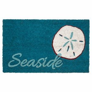 Seaside Non Slip Coir Doormat