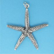 Starfish Pendant - Large