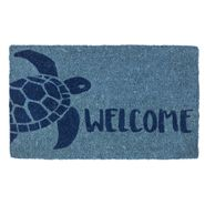 Turtle Handwoven Coconut Fiber Door Mat