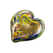 Wisdom Hearts of Fire Paperweight