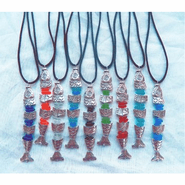 Worry Fish Necklace