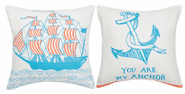 You are my Anchor Pillow