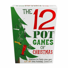 12 Pot Games Of Christmas - Dice