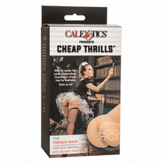Cheap Thrills The French Maid Stroker - Beige Ass