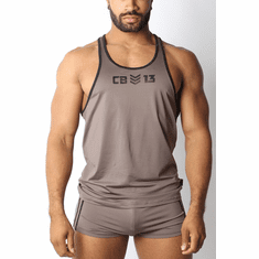 Cyclone 2.0 Tank - Grey XL