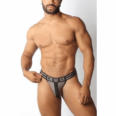 Cyclone 2.0 Thong - Grey L