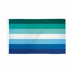 Flags (3 x 5 ft) - Gay Male