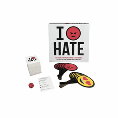 I Hate! - Party Card Game