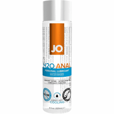 JO H2O Anal Cooling Lube - Anal Formula 4 oz