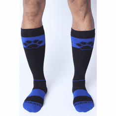 Kennel Club Alpha Socks - Blue O/S