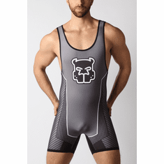 Kennel Club Scout Singlet - Grey M