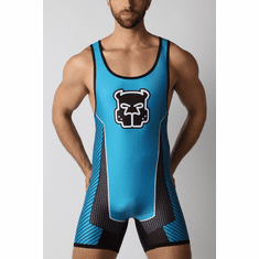 Kennel Club Scout Singlet - Turquoise L