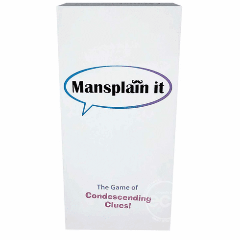 Mainsplain It