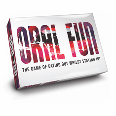 Oral Fun - The Game of Eating Out Whilst Staying In! -  Board Game