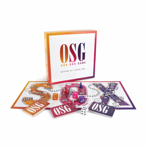 Our Sex Game - Board Game