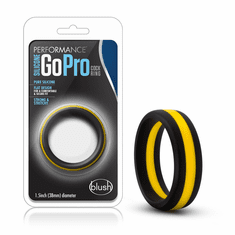 Performance Silicone Go Pro  - Black/Gold O/S