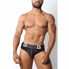 Relay Mesh Brief - Black XL