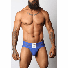 Tight End JockStrap - Blue XL