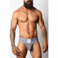 Tight End JockStrap - Grey M