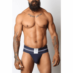 Tight End JockStrap - Navy M