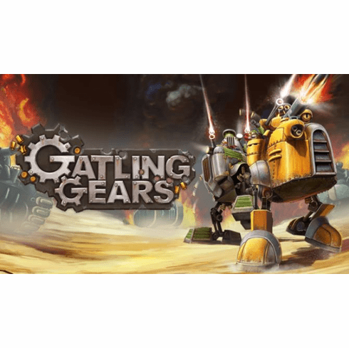 Gatling Gears PC Game