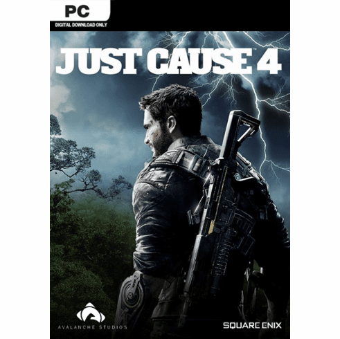 Just Cause 4 PC Game Download