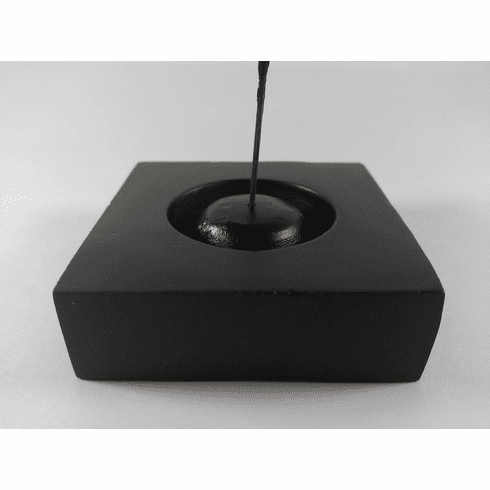 Block Incense Holder