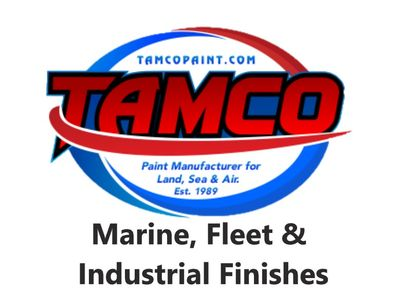 Marine Fleet and Industrial Finishes