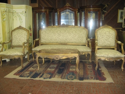 Louis XVI Living room set