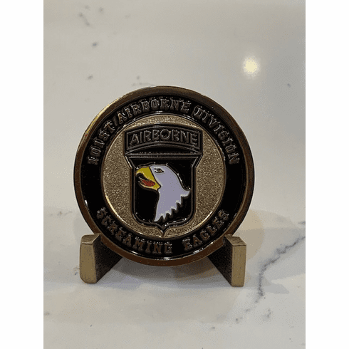 101ST AIRBORNE DIVISION COIN
