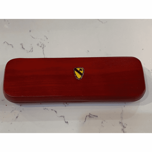 1st Cavalry Division Pen Box