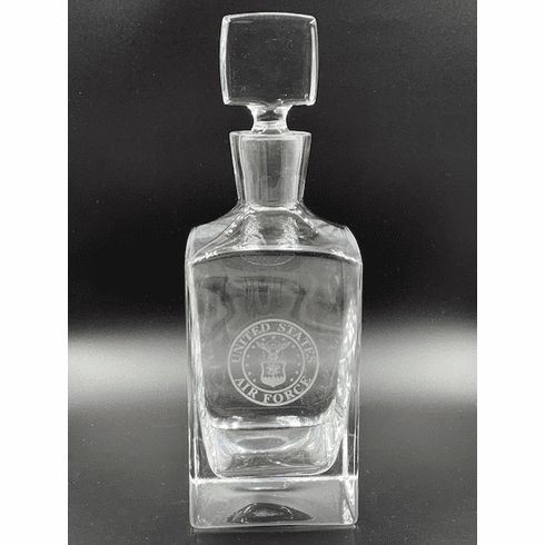 Air Force Decanter