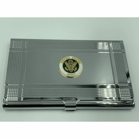 Army Emblem Card Case