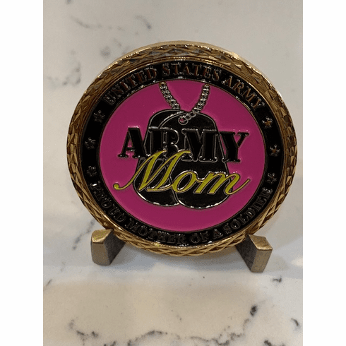 Army Mom Coin