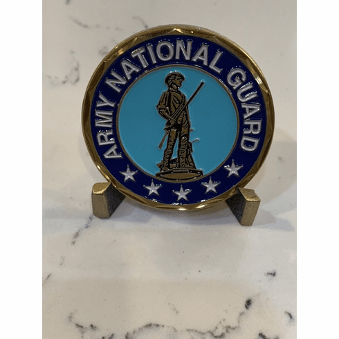 Army National Coin Engravable