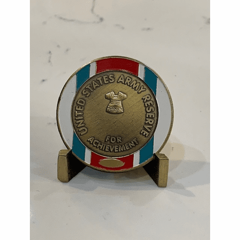 Army Reserve Achievement Coin