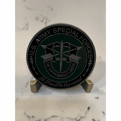 Army Special Forces Coin
