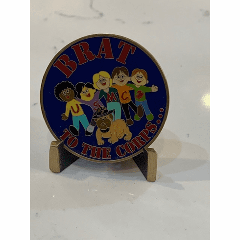 Brat to Corps Coin