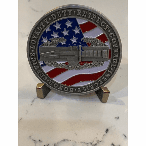 Combat Action Coin