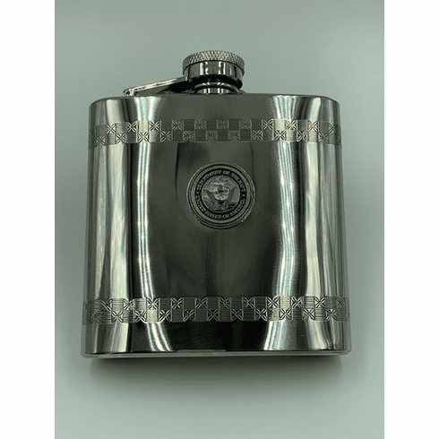 Department of the Navy Flask