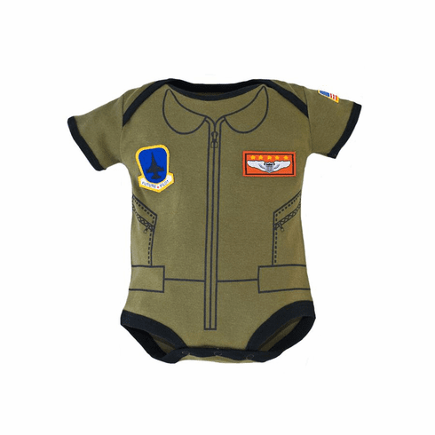 Flight Suit Bodysuit