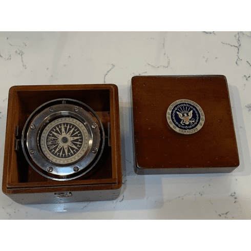 Lifeboat Compass with Your Coin