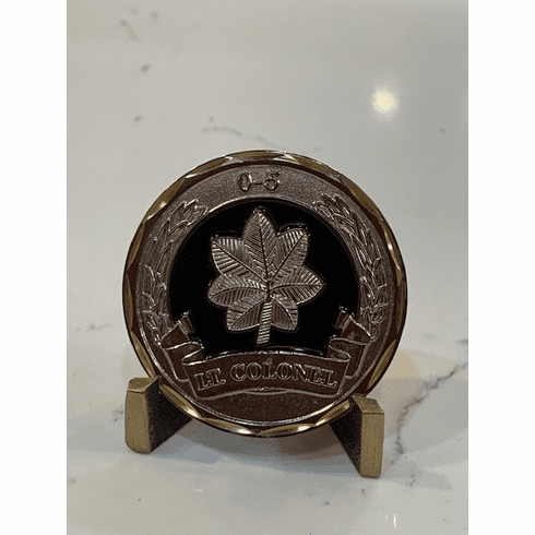 Lt Colonel Coin