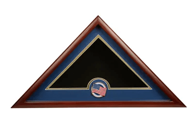 MEDALLION FLAG CASES