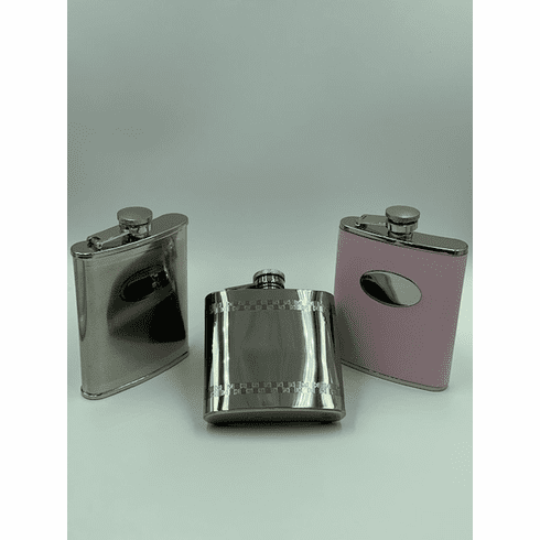 Flask with Engraving