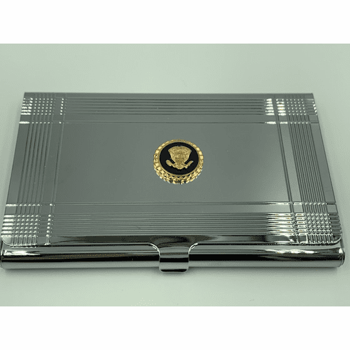 Presidential Seal Card Case