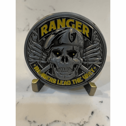 Rangers Lead the Way Coin