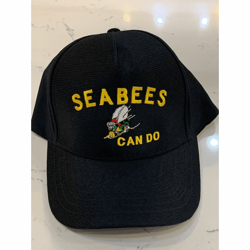 Seabees Can Do Hat