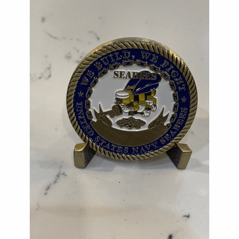 Seabees We Build We Fight