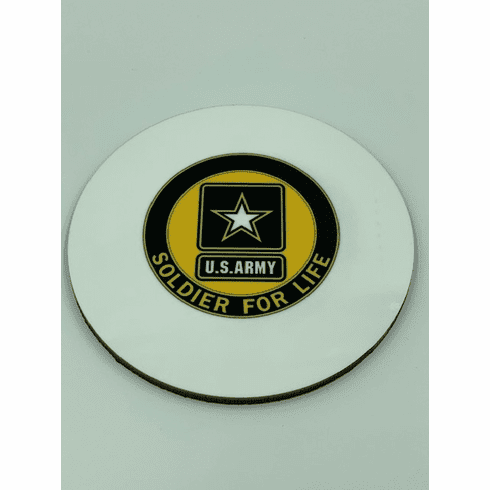 Soldier For Life Coaster